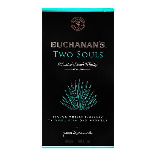 Buchanan's Two Souls escocés 750 mL
