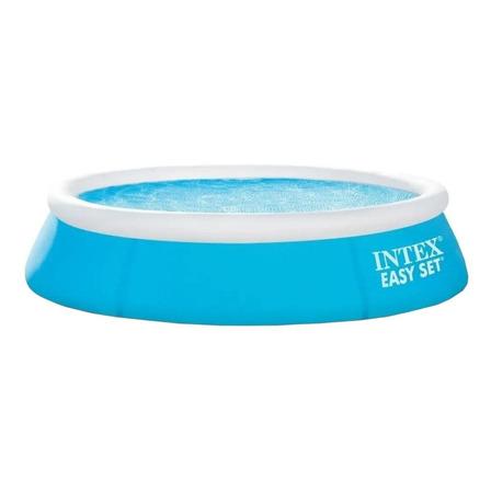 Alberca inflable redonda Intex Easy Set 28101 de 183cm x 51cm 886L color azul