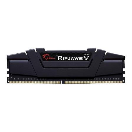 Memória RAM 16GB 1x16GB G.Skill F4-3200C16S-16GVK Ripjaws V