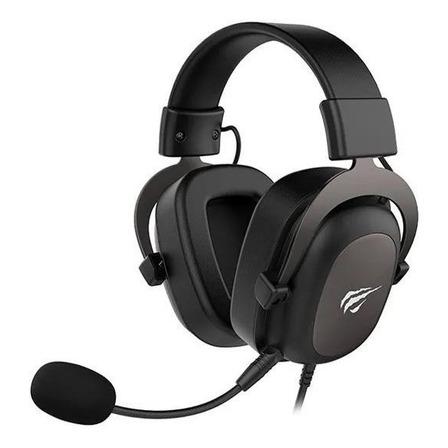 Fone de ouvido gamer Havit H2002d black