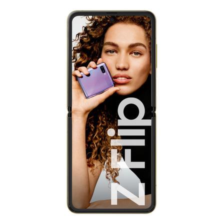 Samsung Galaxy Z Flip 256 GB mirror gold 8 GB RAM