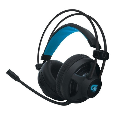 Fone de ouvido gamer Fortrek G Pro H2 preto