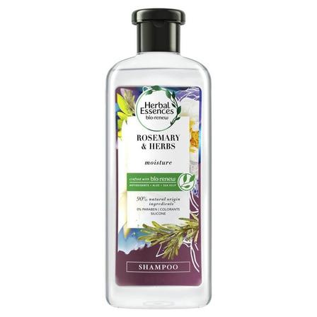 Shampoo Alecrim e Ervas Herbal Essences 400ml