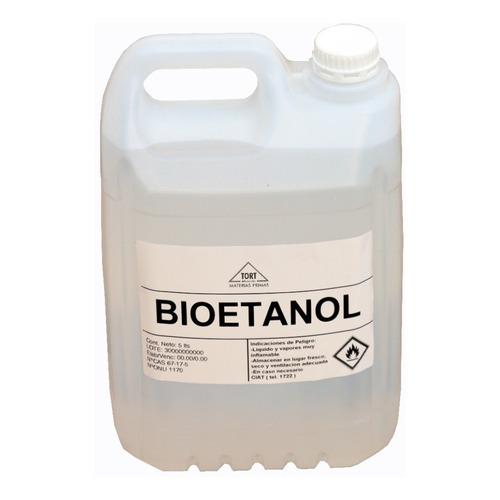 Bioetanol Para Estufas Ecológico  5 Litros