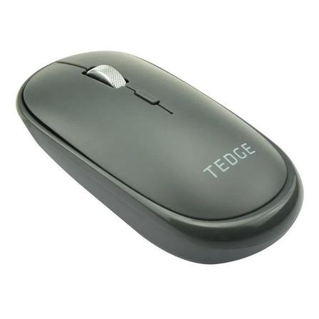 Mouse recarregável Tedge  WM-775CBT cinza