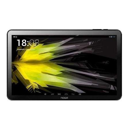 """Tablet  Noga Nogapad 10.1 GHD 10.1"""" 16GB negra con memoria RAM 1GB y conexión a celular"""