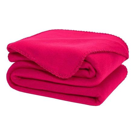 Cobertor Melocotton Merrow Queen fucsia liso