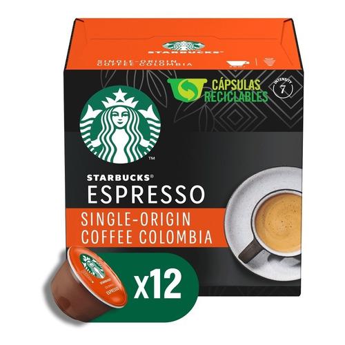 Cápsulas Starbucks Single Origin Colombia Espresso