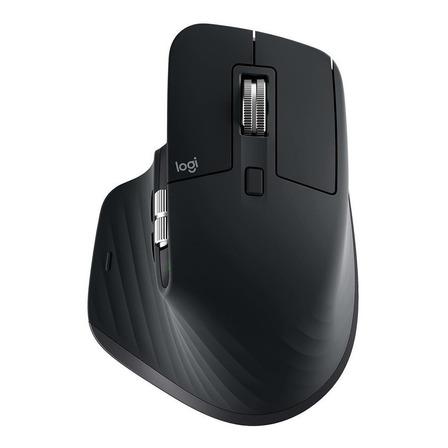 Mouse inalámbrico Logitech MX Master 3 grafito