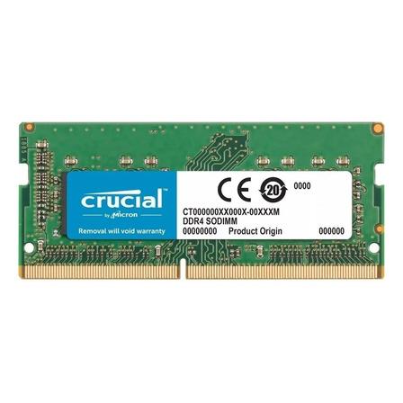 Memoria RAM 8GB 1x8GB Crucial CT102464BF160B