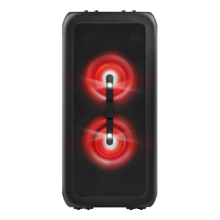 Parlante Philips Bass+ TANX200 portátil con bluetooth  negro 100V/240V