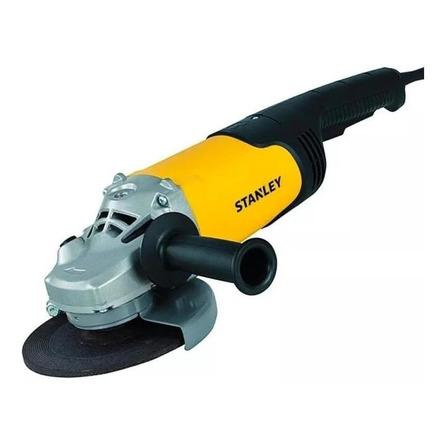 Amoladora angular Stanley STGL2218  de 50Hz/60Hz amarilla 220V - 240V