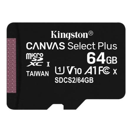Tarjeta de memoria Kingston SDCS2SP  Canvas Select Plus 64GB