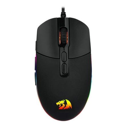 Mouse de juego Redragon Invader M719 negro