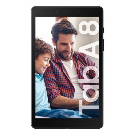 "Tablet Samsung Galaxy Tab A 2019 SM-T290 8"" 32GB preto com memória RAM 2GB"