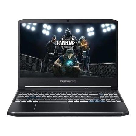 "Notebook gamer Acer Predator Helios 300 PH315-53 preta 15.6"", Intel Core i7 10750H  16GB de RAM 1TB HDD 256GB SSD, NVIDIA GeForce RTX 2070 144 Hz 1920x1080px Windows 10 Home"