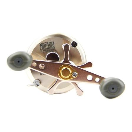 Carretel carretilha Marine Sports Fierro 6000 XW direito color dourado