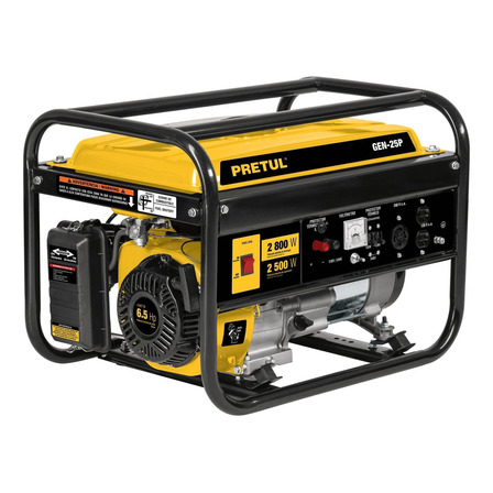 Generador portátil Pretul GEN-25P 120V/240V