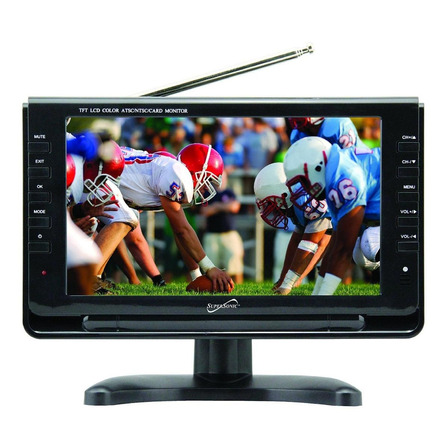TV portátil Supersonic SC-499 LCD HD 9""