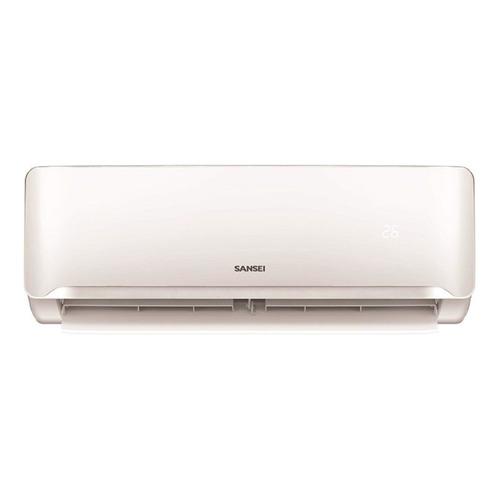 Aire acondicionado Sansei split frío/calor 3350W blanco 220V SAS32HA3AN