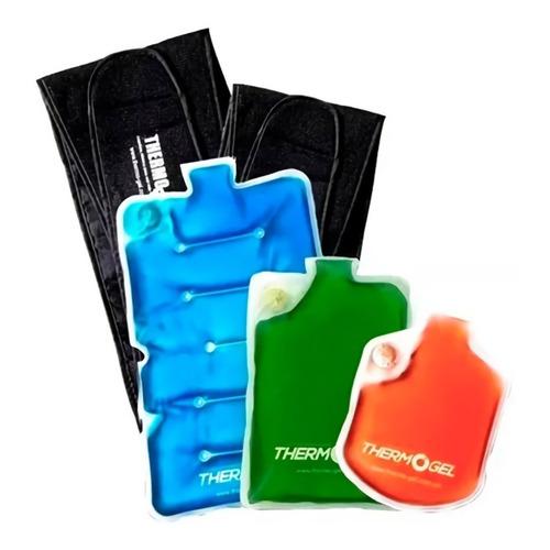 Kit De 3 Compresas Térmicas Thermo Gel  + 2 Portacompresas