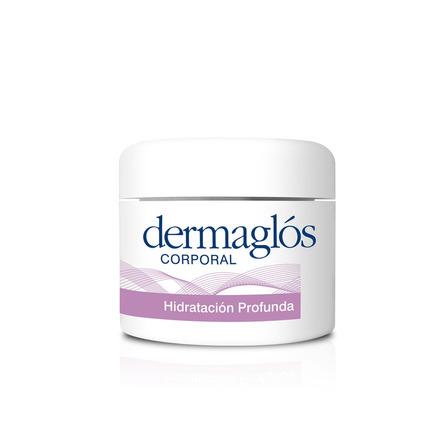 Crema Dermaglós Hidratación Profunda Corporal en pote 200g