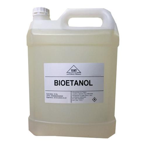Bioetanol Para Estufas Ecológico De Cereales  10 Litros