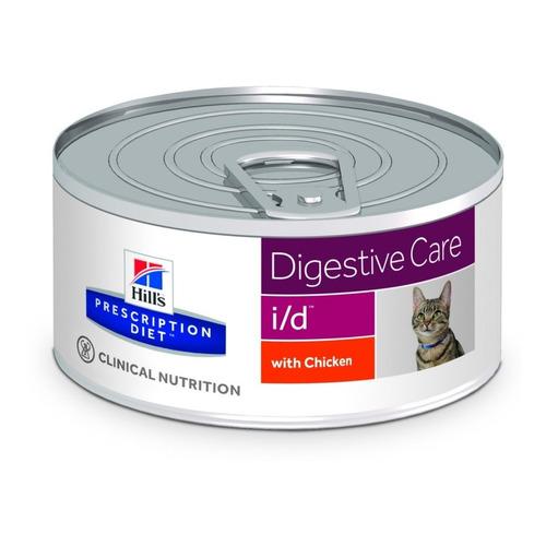 Hills Alimento Gatos I/d Cuidado Digestivo 156 Gr