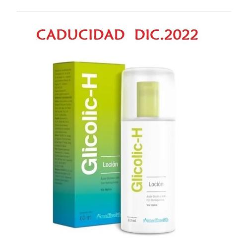 Glicolic-h Loción 60ml- Anti-manchas