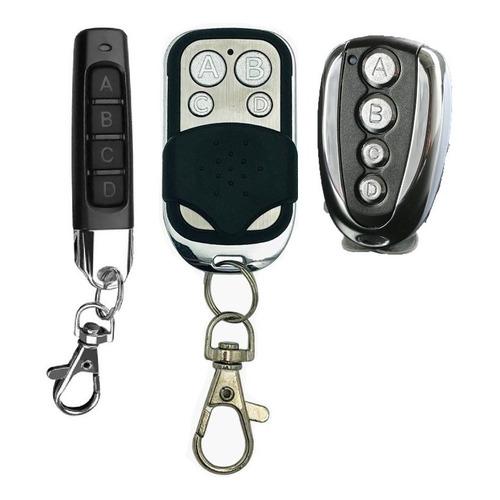 Control Remoto Copiador P/porton Automatico O Alarmas 433mhz