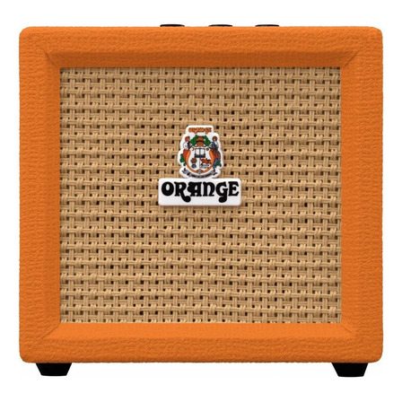 Amplificador Orange Crush Mini Valvular para guitarra de 3W color naranja 250V