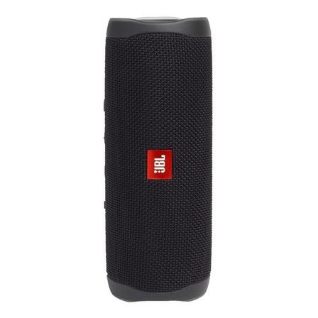 Parlante JBL Flip 5 portátil inalámbrico Black matte