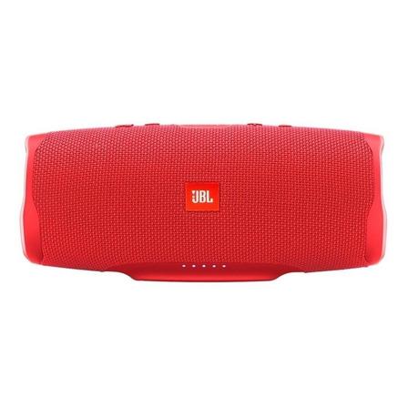 Bocina JBL Charge 4 portátil con bluetooth  red