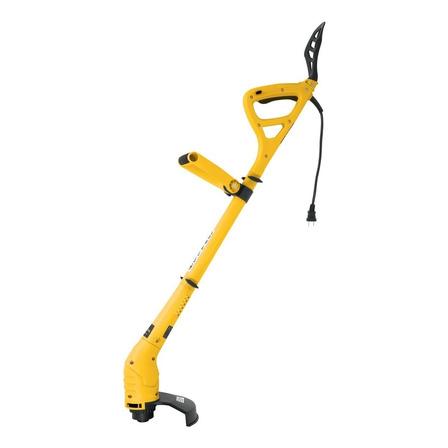 Desbrozadora de césped Pretul DES-300P2 300W color amarillo y negro 127V