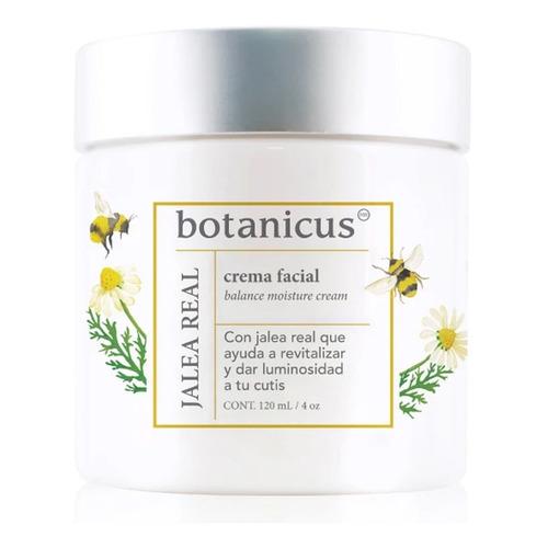 Crema Facial Miel Jalea Real Botanicus Humecta Antivejes