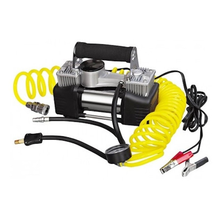 Compresor de aire mini eléctrico portátil Daza DZJB88 12V