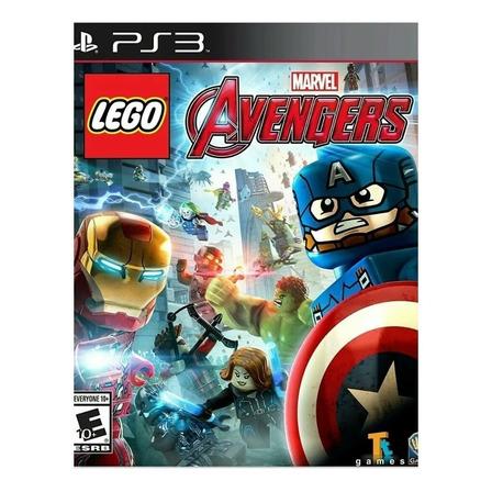 LEGO Marvel's Avengers Standard Edition Warner Bros. PS3 Digital