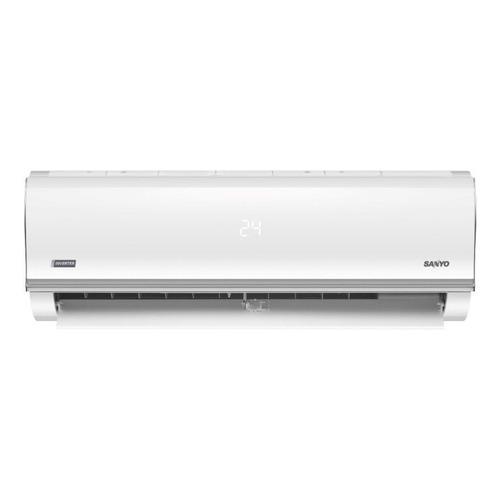 Aire acondicionado Sanyo split inverter frío/calor 2838 frigorías blanco 220V - 240V KCIN32HA3AN