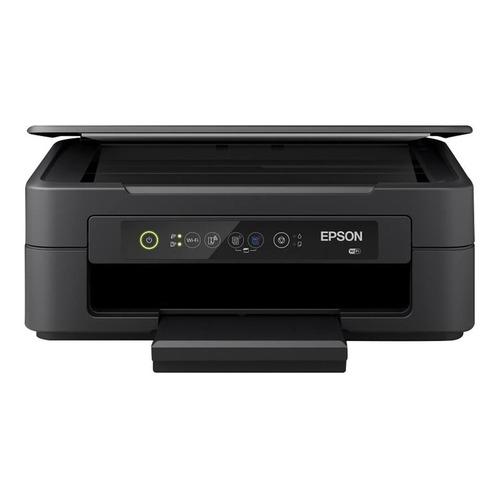 Impresora a color multifunción Epson Expression XP-2101 con wifi negra 220V