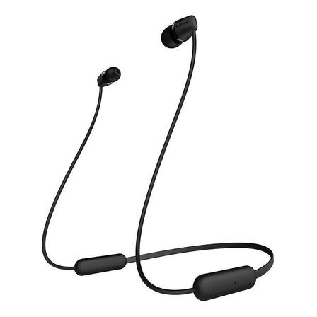 Audífonos in-ear inalámbricos Sony WI-C200 negro