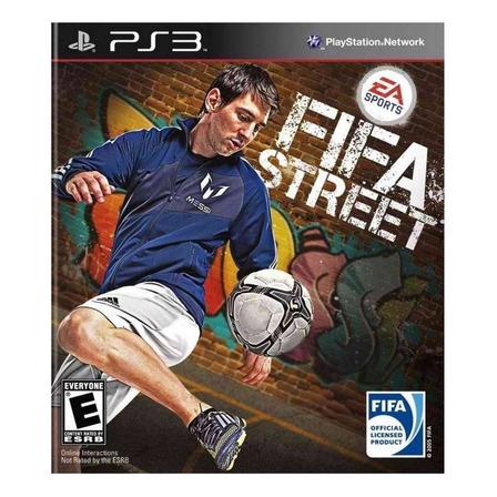 FIFA Street Standard Edition Electronic Arts PS3 Digital