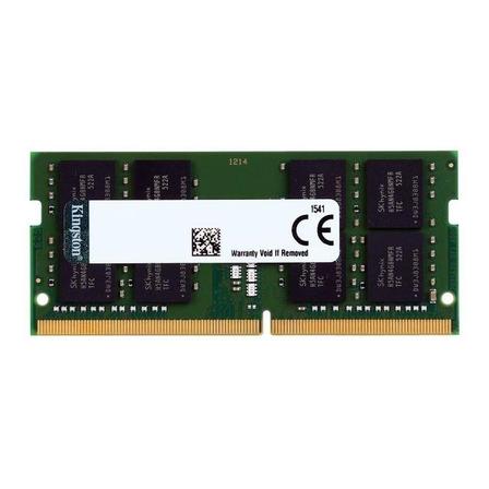 Memória RAM 16GB 1x16GB Kingston KVR26S19D8/16 ValueRAM