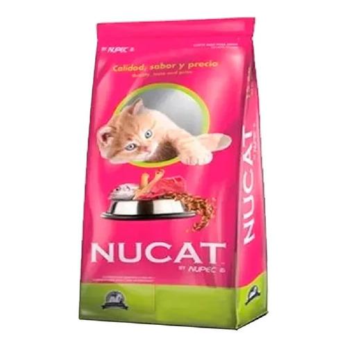 2 Croqueta Nucat 1.8 Kg + Regalo Y Envio Gratis