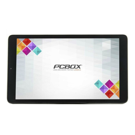 "Tablet  Pcbox Curi PCB-T103 Lite 10.1"" 16GB negra con memoria RAM 1GB"