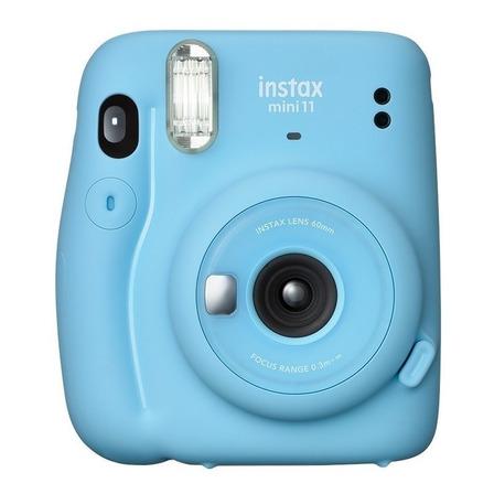 Cámara analógica instantánea Fujifilm Instax Mini 11 sky blue