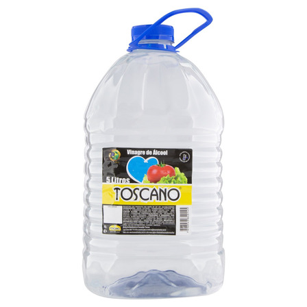 Vinagre de Álcool Toscano Galão 5l