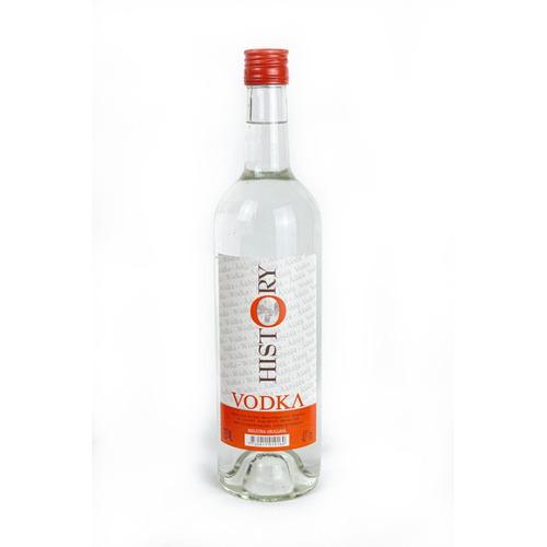 Vodka History 750 Ml.