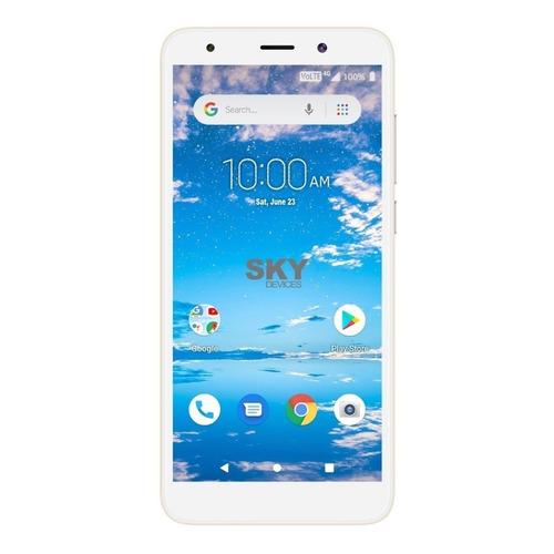 Sky Devices Elite B55 Dual SIM 16 GB gold 1 GB RAM
