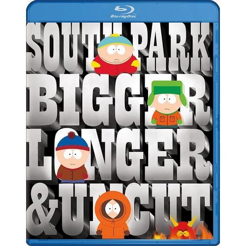 South Park Bigger Longer & Uncut Importada Pelicula Blu-ray