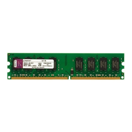Memória RAM 2GB 1x2GB Kingston KVR667D2N5/2G ValueRAM
